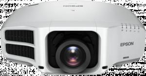 3LCD EPSON EB-G7000W WXGA 6500 Ansi 50000:1