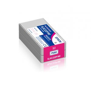 EPSON S020603 Ink cartridge for TM-C3500 Magenta-Červený objem 32,6ml