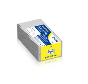 EPSON S020604 Ink cartridge for TM-C3500 Yellow-Žlutý objem 32,6ml