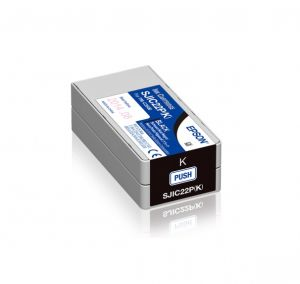 EPSON S020601 Ink cartridge for TM-C3500 Black-Černá objem 32,6ml