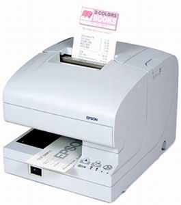 EPSON TM-J7100P-011, paralelní, bílá, ctrg. K+R