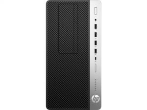 HP ProDesk 600 G3 MT / INTEL i5-7500 / 8GB / 256GB SSD / INTEL HD / DVD / W10P