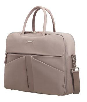 "SAMSONITE Lady Tech BAILHANDLE 15.6"" Smoke"