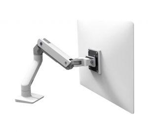 "ERGOTRON HX Desk Monitor Arm, stolní rameno max 42"" monitor, bílé"