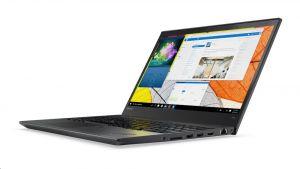 """LENOVO ThinkPad T570 i7-7500U/8GB/256GB SSD/HD Graphics 620/15,6"""" FHD IPS/Win10PRO/black"""