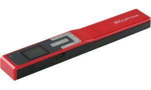 IRIS skener IRISCan Book 5 Red - přenosný skener