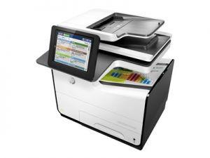 HP PageWide Managed Color Flow MFP E58650z - Multifunkční tiskárna - barva - technologie P