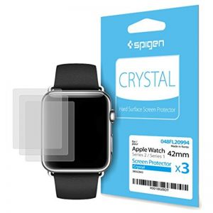 SPIGEN Screen Protector APPLE Watch 1,2 42mm folie 3 ks