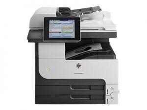 HP LaserJet Managed MFP M725dnm - Multifunkční tiskárna - Č/B - laser - A3 (297 x 420 mm)