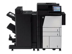 HP LaserJet Managed Flow MFP M830zm - Multifunkční tiskárna - Č/B - laser - A3/Ledger (297
