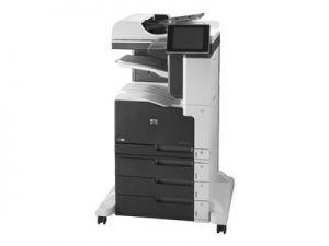 HP LaserJet Managed MFP M775zm - Multifunkční tiskárna - barva - laser - A3 (297 x 420 mm)