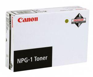 Toner CANON, black, NPG1, 4x190g,1372A005- poškození obalu kategorie B (viz popis)