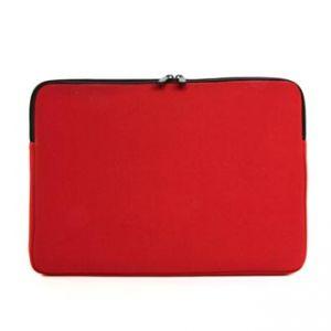 """Obal na notebook 15.6"""", NS-001, červený z neoprénu"""