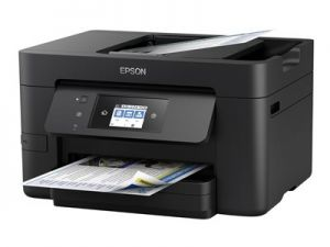 EPSON WorkForce Pro WF-3720DWF - A4/20-10ppm/4ink/WiFi/LAN/FAX/NFC/LCD/duplex/ADF/