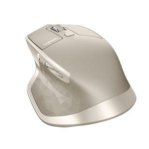 LOGITECH myš MX Master, Darkfield laser, 7 tlačítek, šedá