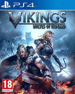 PS4 - Vikings - Wolves of Midgard