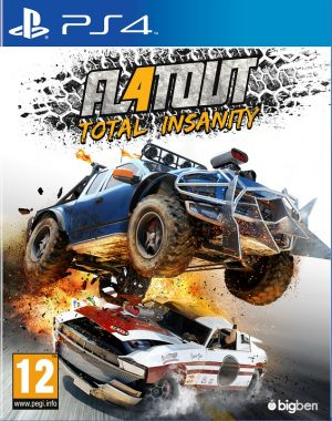 PS4 - FlatOut 4 Total Insanity