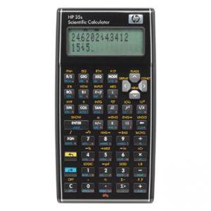 Kalkulačka HP, F2215AA, černá, vědecká