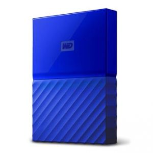 "WESTERN DIGITAL externí pevný disk, My Passport, 2.5"", USB 3.0, 1TB, WDBYNN0010BBL-WESN, m"