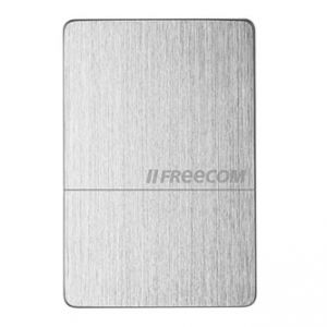 "VERBATIM Externí pevný disk, mHDD Mobile Drive Metal, 2.5"", USB 3.0, 1TB, 56367, stříbrný"