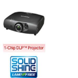 PANASONIC PT-RW330EJ - DLP/1268x768 WXGA/3500 ANSI lm/10000:1/HDMI