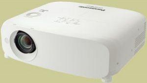 PANASONIC PT-VZ470AJ - LCD/1920x1200 WUXGA/4400 ANSI/10000:1/HDMI/USB/WiFi/10W repro