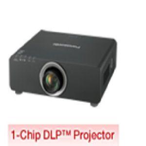 PANASONIC PT-DW830ELKJ (verze bez objektivu ve standardu) - DLP/1268x768 WXGA/8500 lm/1000