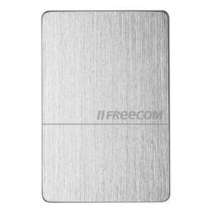 "VERBATIM Externí pevný disk, mHDD Mobile Drive Metal, 2,5"", USB 3.0, 2TB, 56368, stříbrná"