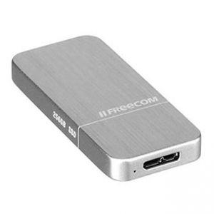 VERBATIM SSD USB 3.0, 256 GB, mSSD, 430 MB/s, 430 MB/s , externí disk