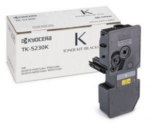 KYOCERA originální toner TK-5230K černý/black, 2600str., KYOCERA M5521cdn,M5521cdw,