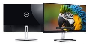 "DELL S2318HN 23"" WLED/1000:1/6ms/VGA/HDMI/Full HD/IPS panel/cerny"