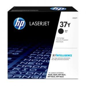HP originální toner CF237Y, black, 41000str., HP 37Y, extra high capacity, HP