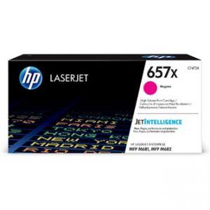 HP originální toner CF473X, magenta, 23000str., HP 657X, HP LaserJet Enterprise MFP M681dh