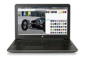 HP ZBOOK 15 G4 FHD/i7-7700HQ/16G/256G/NV/VGA/DP/RJ45/WFI/BT/MCR/FPR/3RServis/W10P