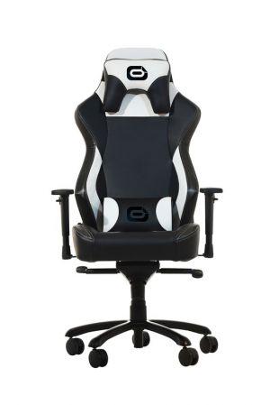 ODZU Chair Grand Prix Premium white křeslo