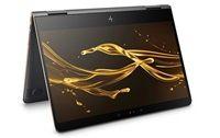 HP Spectre 13 x360-ac003nc, i5-7200U, 13,3 FHD WLED, 8GB, 512GB, W10, dark silver