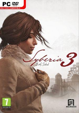 Syberia 3 - PC HRA DVD