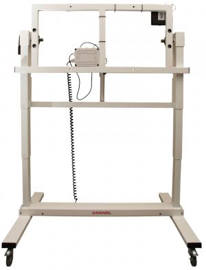 """3P - mobilní, el.stavitelný stojan pro 55"""" LCD"""