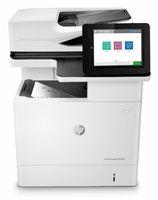 HP LaserJet Enterprise MFP M632fht (A4, 61ppm, USB, ethernet, Print/Scan/Copy, Duplex, HDD