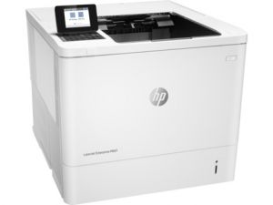 HP LaserJet Enterprise M607dn (A4; 52 ppm, USB2.0; Ethernet, Duplex)