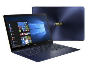 "ASUS UX490UA-BE029T i5-7200U/8GB/256GB SSD M.2/HD graphics/14"" FHD LED lesklý/W10 Home/Blu"