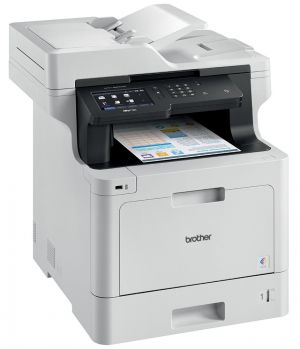 BROTHER MFC-L8900CDW barevná multifunkce 31str. duplex tisk i sken DADF NET WiFi NFC