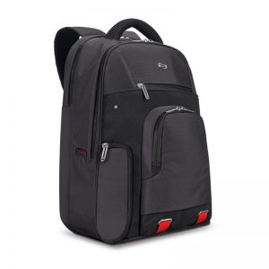 SOLO Stealth Backpack, black - 15.6""