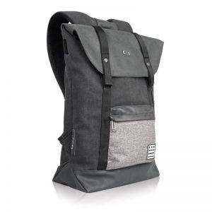 "SOLO Momentum Backpack, black/gray - 15.6"""