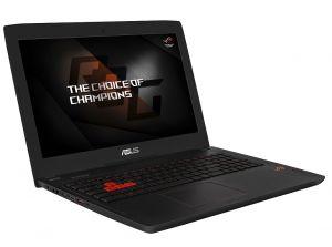 """ASUS GL502VS-FY247T i7-7700HQ/8GB+8GB/256GB SSD M.2+1TB 7200 ot./GeForce GTX1070/15.6"""" FHD"""