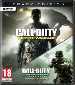 Call of Duty: Infinite Warfare Legacy - PC DVD