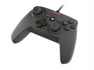 Drátový gamepad Genesis P58, pro PS3/PC