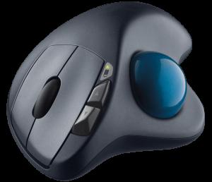 LOGITECH Wireless M570 trackball USB