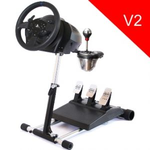 Wheel Stand Pro DELUXE V2 stojan na volant a pedály pro THRUSTMASTER T300RS TX TMX