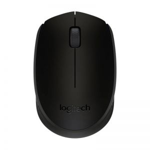 LOGITECH Wireless Mouse B170 black myš